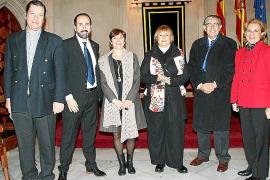 Francisca Lladó, nueva académica de la Reial Acadèmia de Belles Arts