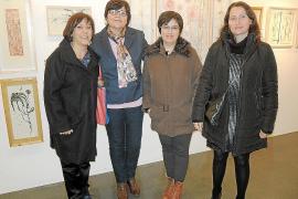 Exposición colectiva fArt en Can Planes dedicada a la mujer