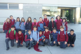 Alumnes del Col·legi Sant Viceç de Paül de Manacor visiten Grup Serra i Endesa