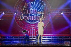 Eva Hache, fuera de 'El club de la comedia'