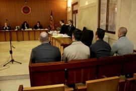 Absueltos los cuatro guardias civiles acusados de torturas en Palmanova
