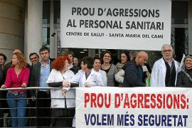 El Sindicato de Enfermería pide que se reconozca a los sanitarios como autoridad