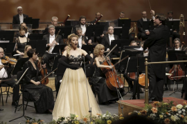 La Associació Amics de la Simfònica estrena con éxito de público