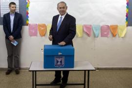 Netanyahu continuará en el poder tras el empate entre el Likud y los laboristas