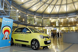 Nuevo Twingo, 'Coche del Año 2015 en Catalunya'