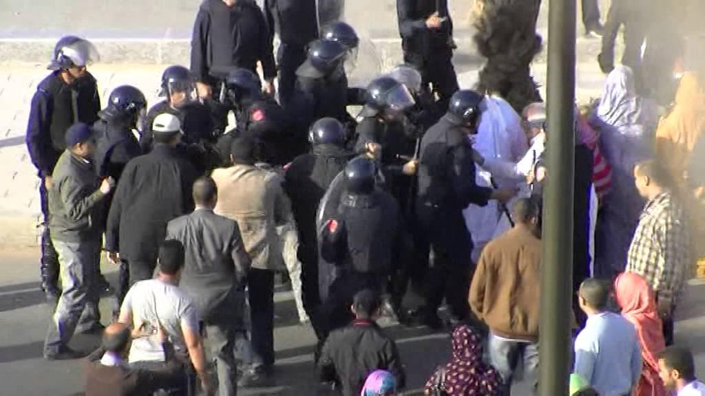 MÉS denuncia la represión de la policía marroquí con el pueblo saharaui