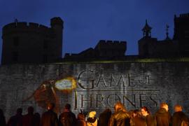 «Juego de Tronos» conquista la Torre de Londres para su quinta temporada