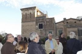 Vecinos de El Terreno piden a Cort que recupere las antiguas piscinas de S'Aigua Dolça para uso deportivo