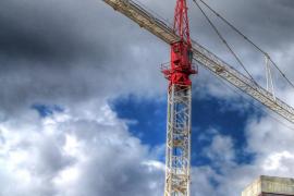 La inversión en construcción creció un 29,3 % el año pasado en Balears