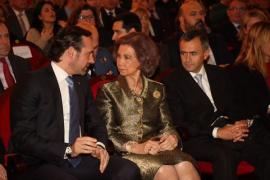 Doña Sofía: «Espero seguir disfrutando de Mallorca y sus gentes muchos años más»
