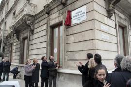 Queda inaugurada la avenida Adolfo Suárez en Palma
