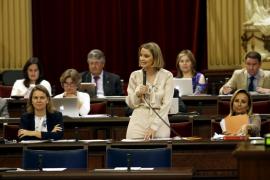 Prohens pide a Armengol que aclare si pactará con Podemos