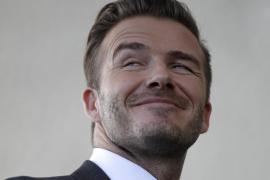 David Beckham: «Lo que menos me gusta de mi cuerpo son los pies»