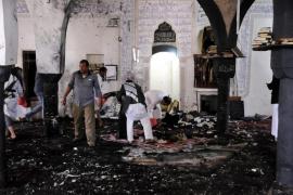 Dos dobles atentados provocan al menos 120 muertos y 150 heridos Saná