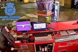 Tres detenidos por asaltar dos salones de juego en Palma y un piso en Can Pastilla