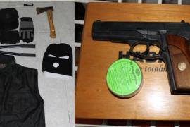 Cuatro detenidos por robos continuados en comercios y hoteles de Cala Rajada