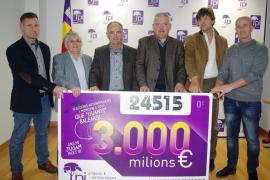El concierto económico para Balears, primer punto del programa del PI