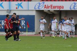 El Mallorca pierde ante la UE Llagostera y el 'play-off' se diluye