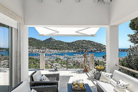 La vivienda con vistas al mar en Andratx y Calvià es un 53 % más cara que la media