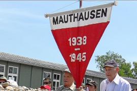 Supervivientes de Mauthausen