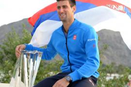 Djokovic se lleva el duelo de titanes y firma su cuarto Indian Wells