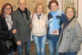 Exposición de Gina Mayrata en el Casal Can Grau