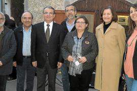 Inauguración de la Casa Pare Ginard Museu de la Paraula en Sant Joan