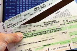 Un informe señala que el precio de los billetes de avión ha bajado desde 2008