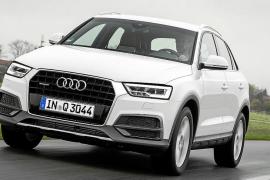 Audi lanza al mercado tres nuevas ediciones especiales para el Q3