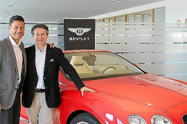Postventa Bentley en las instalaciones de OK Group