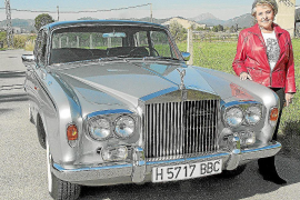 Rolls-Royce Silver Shadow de 1967