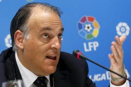 La Liga no convoca huelga a la espera de negociar  la venta centralizada de los derechos de TV