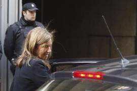 Ana Mato deposita la fianza de 28.000 euros por lucrarse de la red Gürtel