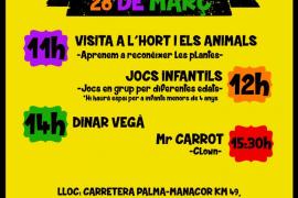 Jornada infantil en Son Durí