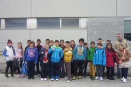 Alumnes del 5è i 6è del Ceip Anselm Turmeda de Palma visiten Grup Serra i Endesa