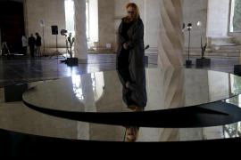 Rebecca Horn inaugura 'Glowing Core' en sa Llonja