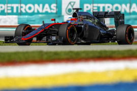 Hamilton es el más rápido y Alonso se sitúa en decimosexta posición