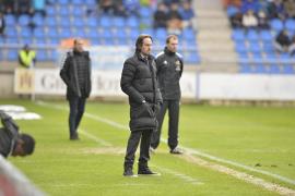 Soler pide a su equipo que sea «ambicioso» ante el Sabadell
