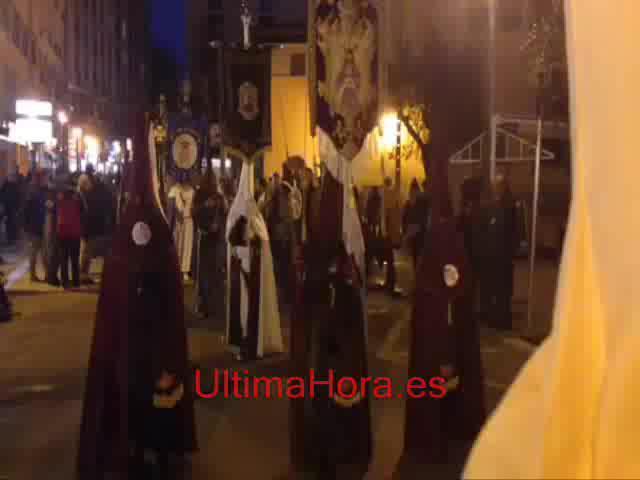 La Processó dels Estendards abre la Semana Santa de Palma