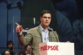 Sánchez promete una reforma fiscal «de izquierdas» sin subir los impuestos a la clase media