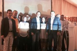 El PP de Algaida presenta una lista joven para las elecciones