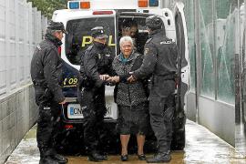 'La Paca' sale de la cárcel para visitar a su hijo 'Chenchu', en estado crítico