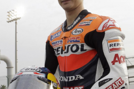 Dani Pedrosa se retira temporalmente de la competición por problemas físicos