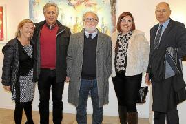 Camargo presenta su obra en el Centre de Cultura Sa Nostra
