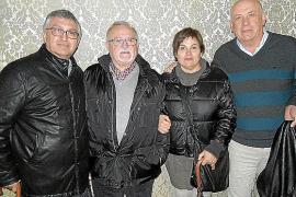 Velada solidaria en el Palau d'Aiamans