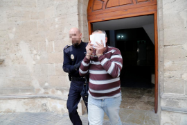El juez decreta prisión sin fianza para el acusado de matar a un indigente en Palma