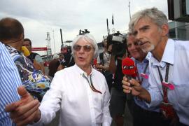 Ecclestone plantea crear un Mundial de Fórmula 1 paralelo para mujeres
