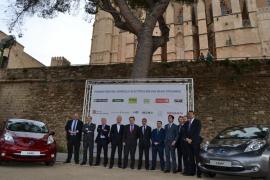 Aumenta en 60 nuevos vehículos eléctricos la flota de alquiler para este verano