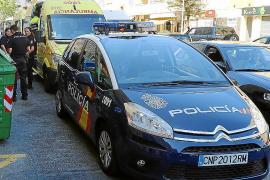 Detenido por robar y agredir a una monja en la calle Eusebi Estada