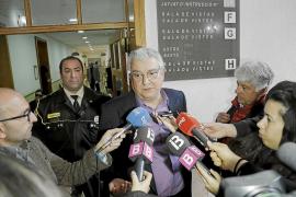 El fiscal jefe analiza documentación del 'caso Farmacias' ante la opción de imputar a Bauzá